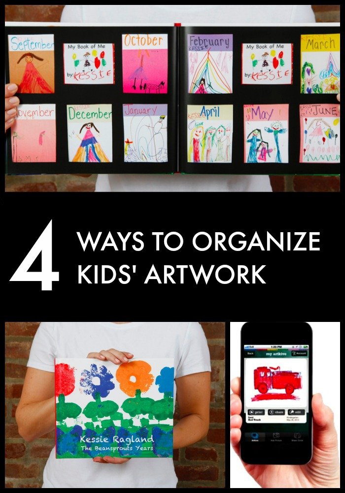Artwork Overload – Children's Artwork Storage Solutions