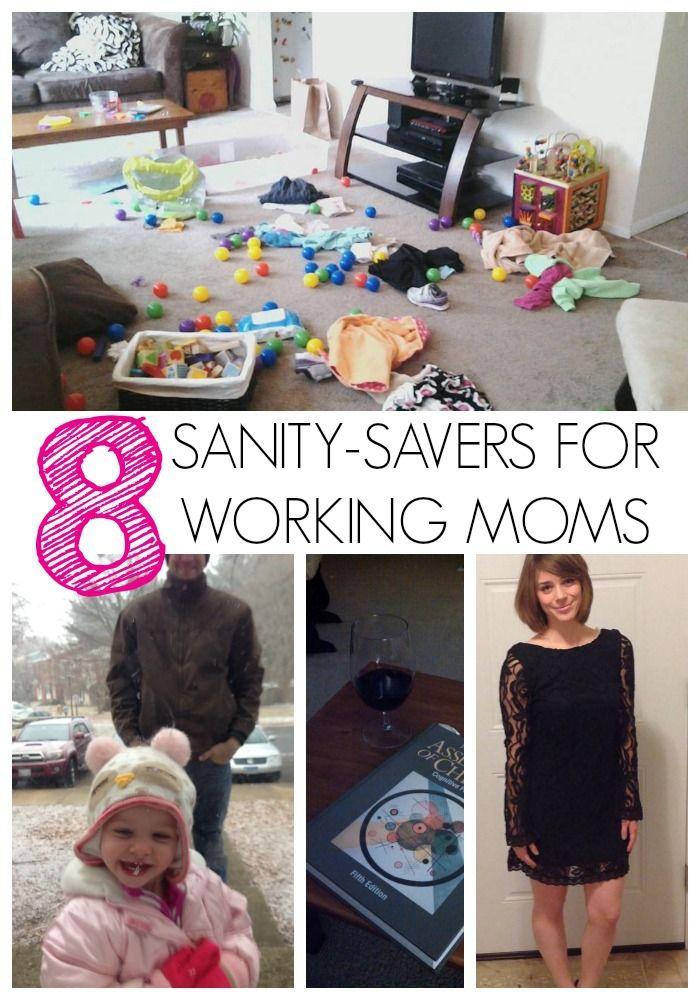 Motherhood: Tips for Staying Sane