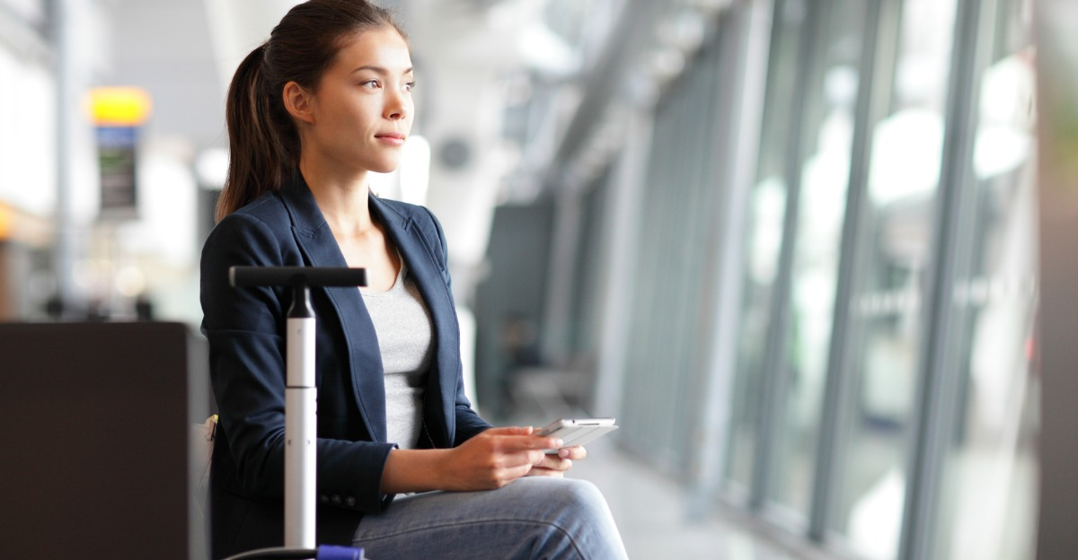 Do you have to leave town for your job sometimes? Follow these working mom travel tips to stay connected (and somewhat in control) while away from the kids.