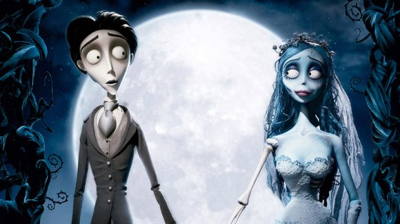 corpse bride - Kid Friendly Halloween Movie
