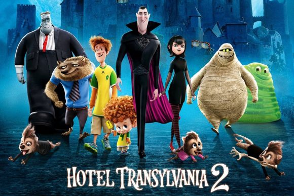 hotel transylvania 2 - Kid Friendly Halloween Movie