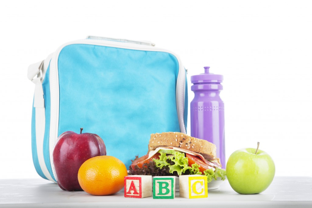 A Working Mom's Guide to Toddler Lunches