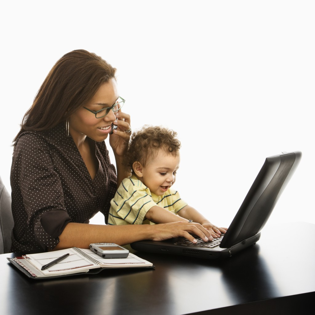 Job Hunting After Having a Baby (with a Newborn and a Toddler)