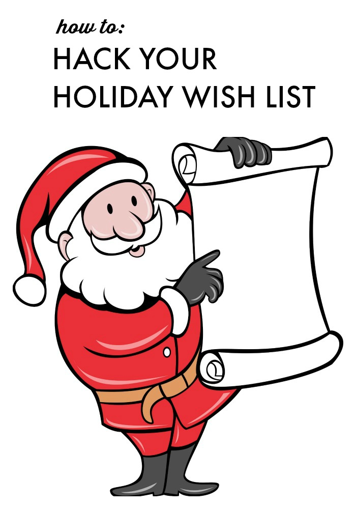 Tame that Christmas gift list in a fun, easy way that makes your child's list a cinch to share and update.