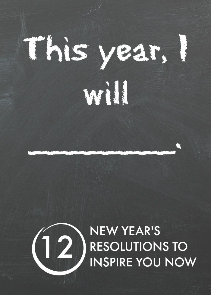 New Year, Clean Slate, Now What?