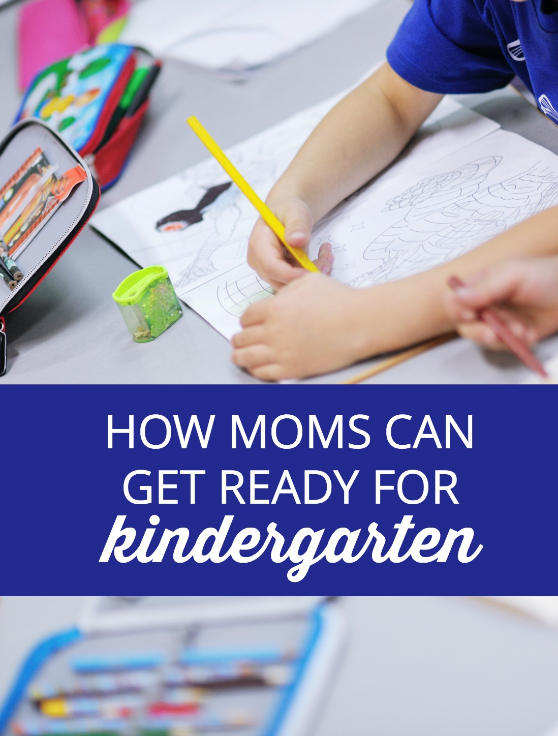 Looking ahead to when your child starts kindergarten? Here are 9 things moms need to know about making the transition from preschooler to kindergartner mom.