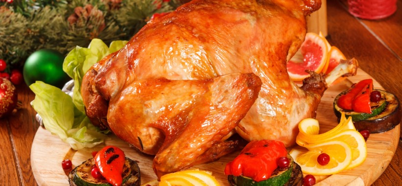 This is a story about why I don't cook turkey on Thanksgiving. It's okay to be efficient and go against the norm, its what being a working mom is all about.