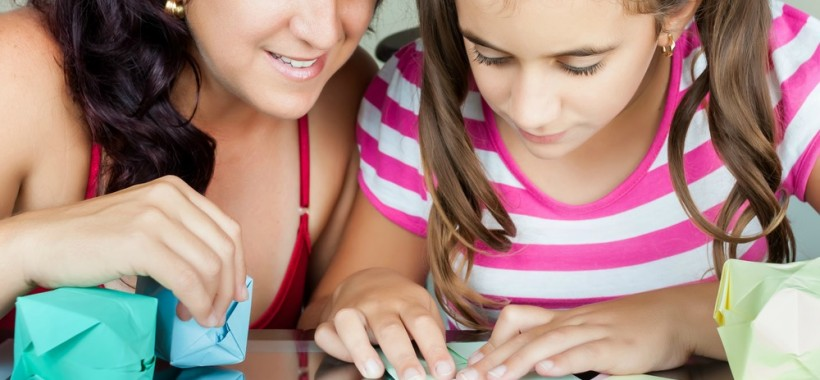 Struggling to fit crafts and activities with your kids into your schedule? Here's how you can make time for family fun when your to-do list is overflowing.