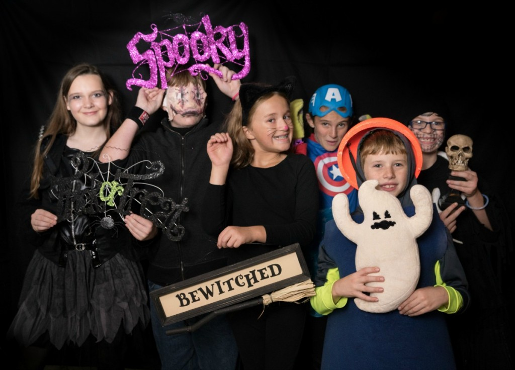 Trick-or-Treating: It's Not Just for Kids
