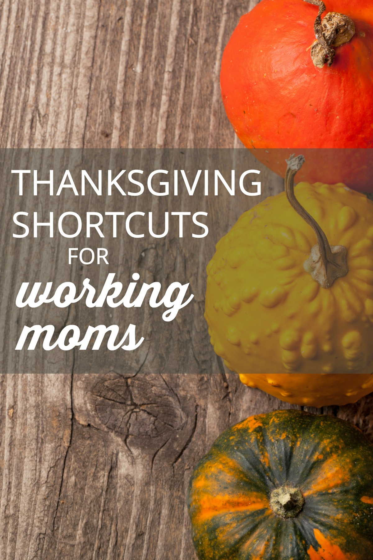 Want to actually enjoy your Thanksgiving this year? Follow these low-stress Thanksgiving tips for working moms who don't have time to Pinterest it out.