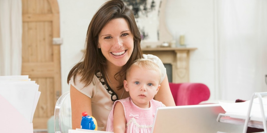 How Not to Give Work From Home Moms a Bad Name