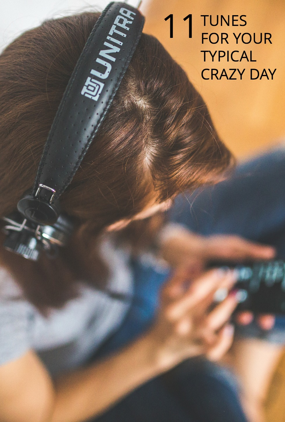 Do you have a soundtrack in your head that goes with your feelings? This is one example of a working mom's mental playlist.