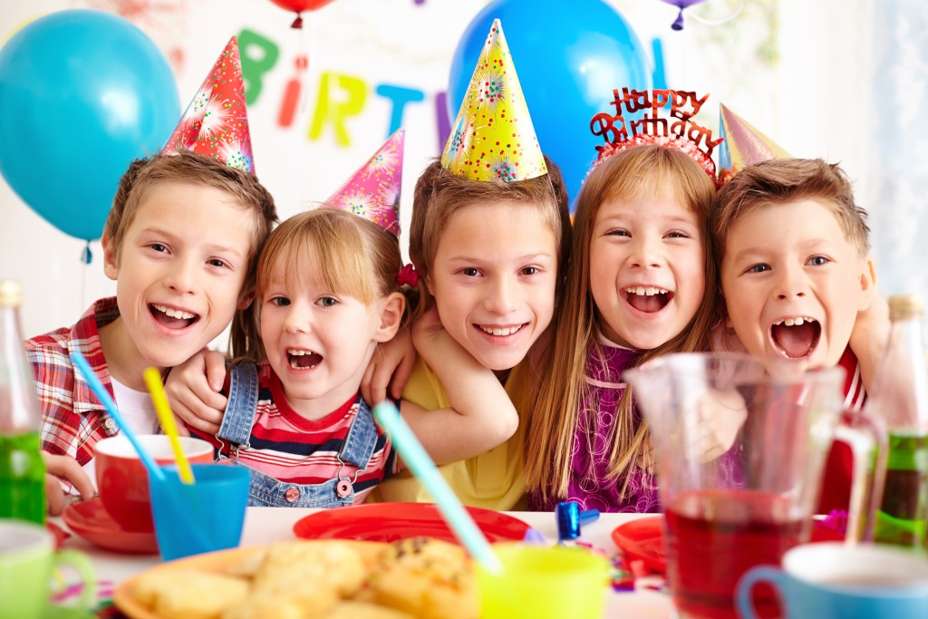 Planning Your Child's Birthday Party