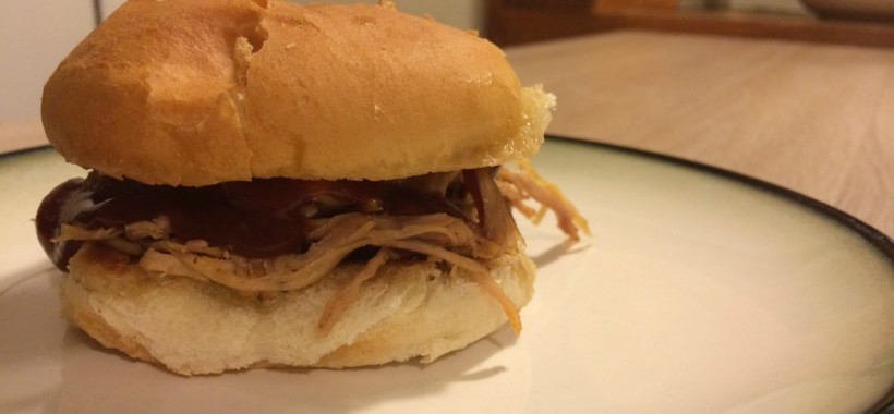 This simple pork butt recipe yields many tasty dishes.