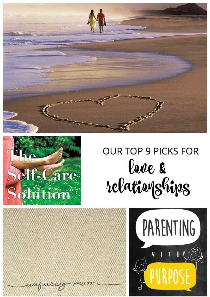 Check out these 9 books on parenting, romance, and self-care, plus lots more for your career and fun, too!