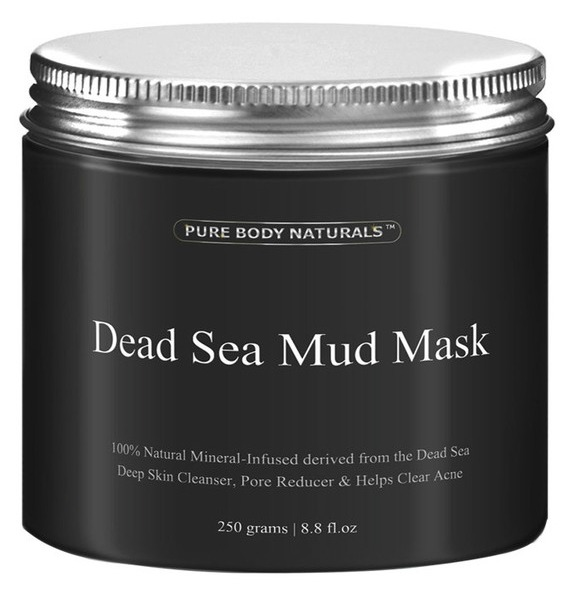 Tired of wasting money on makeup and treatments that don't work? Find out why I LOVE this Dead Sea Mud Mask, plus four more of my favorite beauty products.