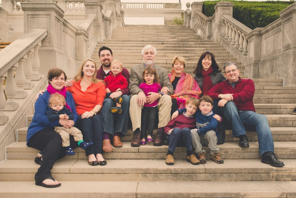 Book a Photographer for the Family Get Together