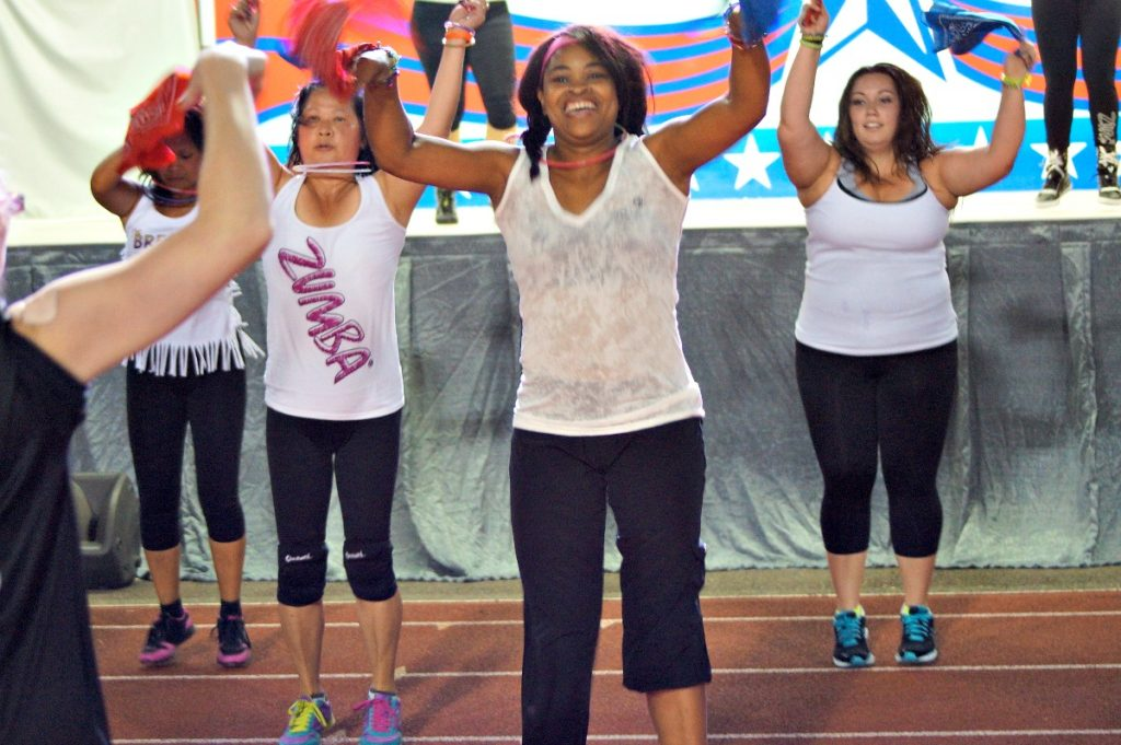 Add a Fun Twist to Your Fitness Routine